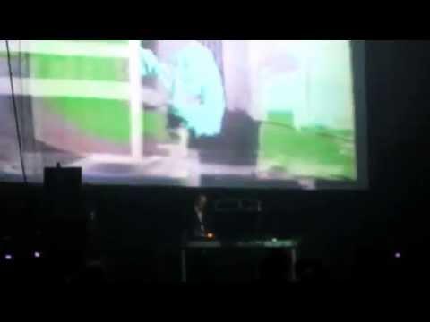 CABARET VOLTAIRE Live A/V - Part 1 / Berlin Atonal / Kraftwerk Berlin Mitte / 23 August 2014