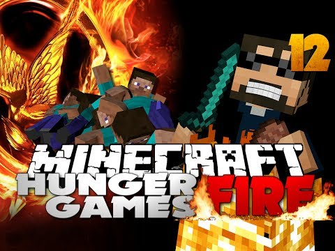 Minecraft Hunger Games Catching Fire 12 - STOP RUNNING