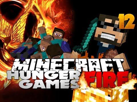 Minecraft Hunger Games Catching Fire 12 - STOP RUNNING