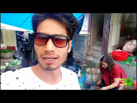 Bara Bazaar Shillong Vlog .||Raja Khungur #Bodo youtuber