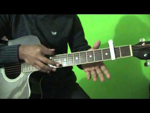 Kahin to hogi wo guitar chords lesson