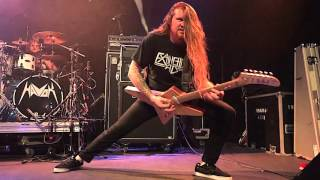 HAVOK - Claiming Certainty (Live)