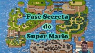 Fase Secreta do Super Mario World