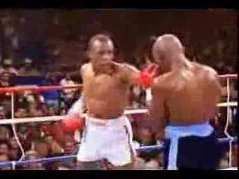 Boxing Tribute - Marvin Hagler vs Sugar Ray Leonard