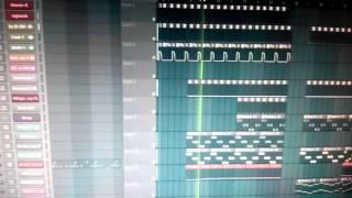 Habib Wahid Mon Ghumay Re (Remix) DJ ZRA [Final Project]