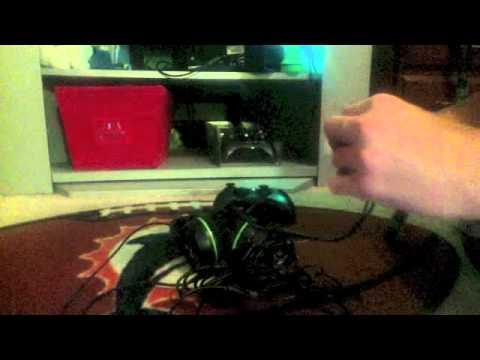 Set-Up Xbox 360 Turtle Beach Xla's