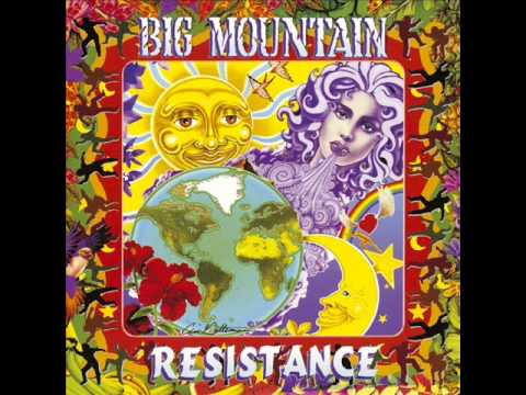 Big Mountain - Caribbean Blue