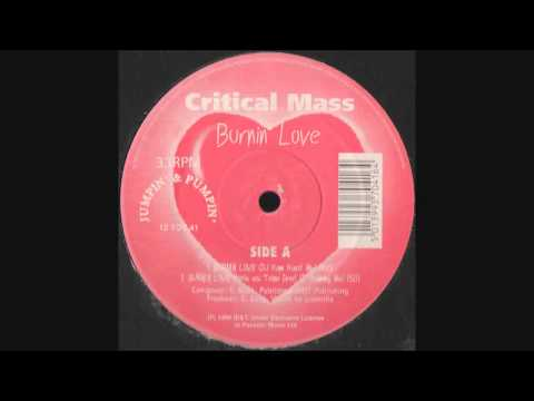 Critical Mass - Burnin Love (DJ Ham Hard Mix)