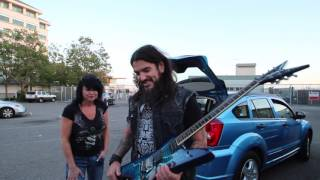 MACHINE HEAD Robb Flynn found old stolen guitars