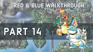 Pokemon Red/Blue Walkthru - Part 14 - HM05 Flash Get