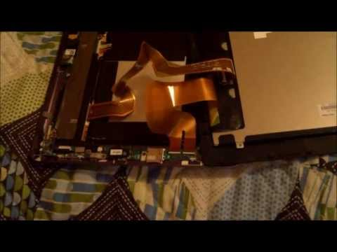 How to Open and Fix Asus Tablet