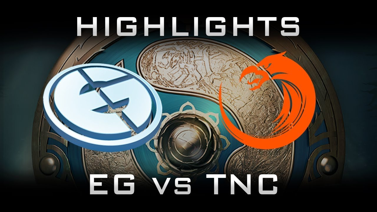 EG vs TNC TI7 Highlights The International 2017 Dota 2