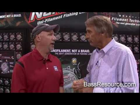 Hank Parker and Clay Norris Discuss Berkley's New NanoFil Fishing Line