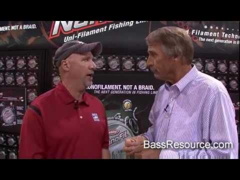 Hank Parker and Clay Norris Discuss Berkley's New NanoFil Fishing Line