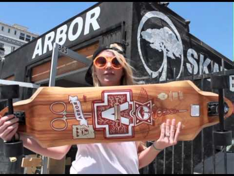 JENICA'S WEDNESDAY GIVEAWAY - ARBOR PRODIGY - HANG TEN