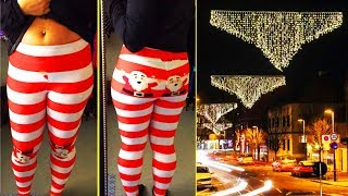 Epic Christmas Design Fails That Are So Bad, It's Hilarious 「 funny photos 」