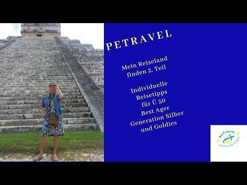 Individuelles Reisen für Ü 50 und Best Ager