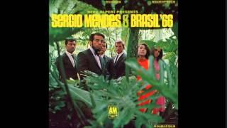 Sergio Mendes Brasil 39 66 Berimbau Stereo Lp