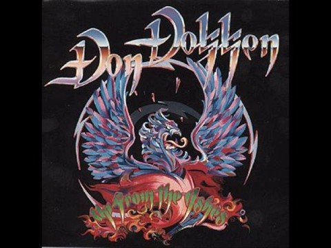 Don Dokken - The Hunger video