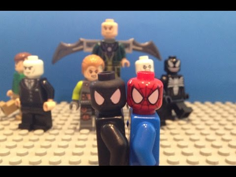 Lego Spider Man:The Sinister six