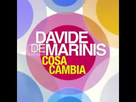 Davide De Marinis - Cambiare Aria