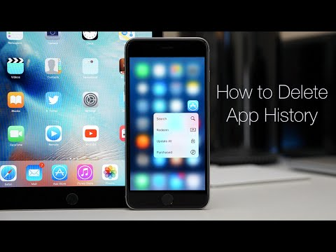 How To Delete App Purchase History on iPhone. iPad or Mac