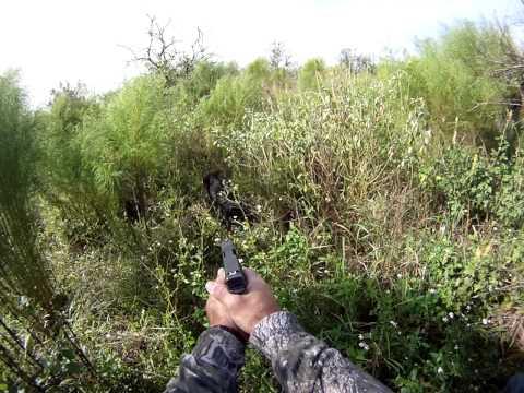 Handgun Hog Hunt with Team SRR in Fla.
