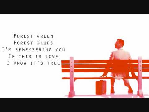 Frank Ocean- Forrest Gump Lyrics [Channel Orange]