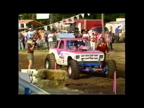 NMRO @ McCOMB MS  Mud Racing 1991 Gary Baker