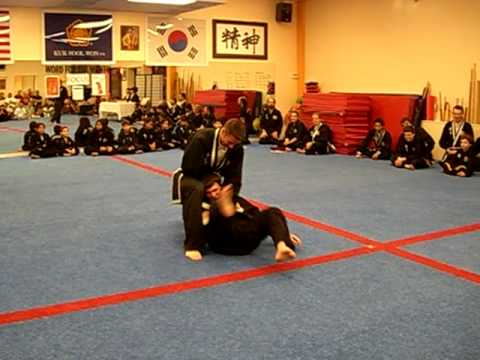 Kuk sool won, Rope Technique Demo,  David Aue Image 1