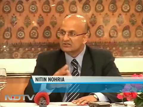 Harvard Business School Dean Nohria lauds Tata Nano
