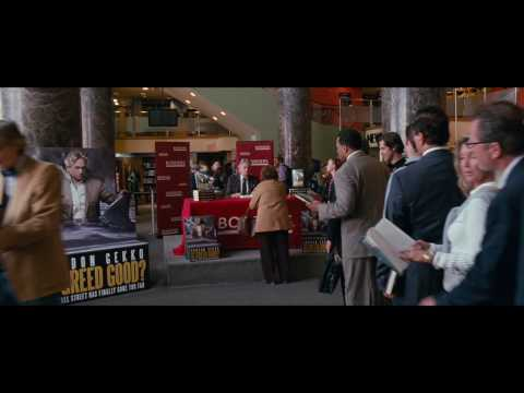 Wall Street: Money Never Sleeps Movie Trailer