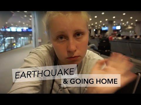 TOKYO VLOG 51  ❘ Last Vlog: First Earthquake Experience & Bye Bye Japan