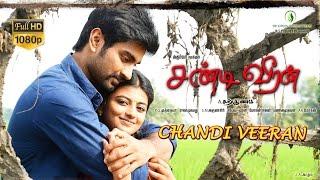 Chandiveeran | new tamil full movies 2015 | new release Full Movie | Atharvaa | Anandhi