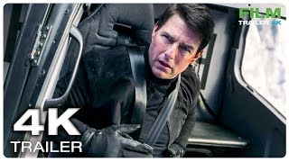MISSION IMPOSSIBLE 6 Extended Trailer 2 (4K ULTRA HD) 2018