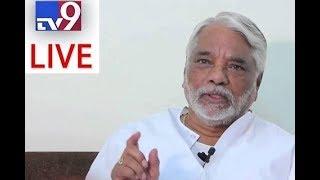TRS MP K Keshava Rao Press Meet || Live