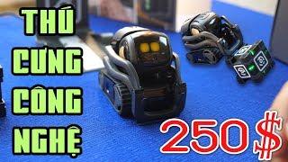 🔥TXT - ROBOT VECTOR THÚ CƯNG CÔNG NGHỆ 250$   CHÚ ROBOT SIÊU THÔNG MINH CHỈ VỚI GIÁ 6.000.000 VNĐ
