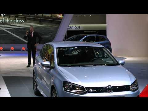 Volkswagen AG Press Conference Geneva Motor Show 2014