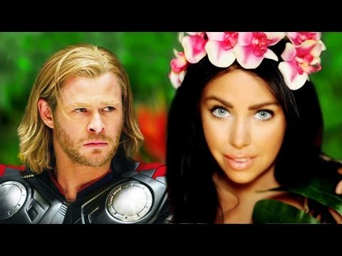 Katy Perry - Roar - Parody (Thor)