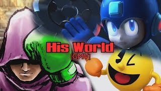 His World - Super Smash Bros. Wii U/3DS「GMV」