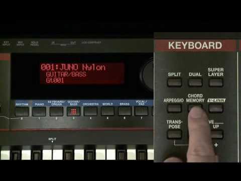Roland JUNO-Di introduction (part 2)