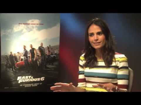 Fast & Furious 6 -- Jordana Brewster Interview