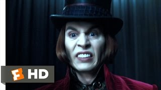 Charlie and the Chocolate Factory (1/5) Movie CLIP - I Don