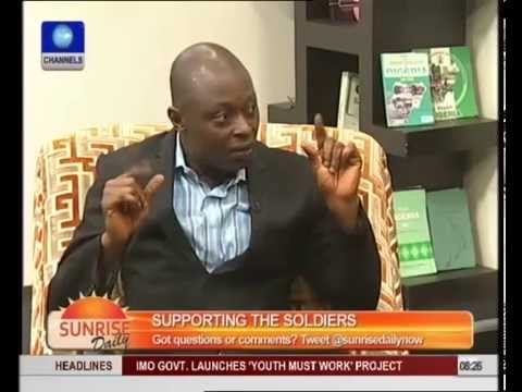 Security Consultant Supports Crackdown, Curfew In Northern Nigeria pt4