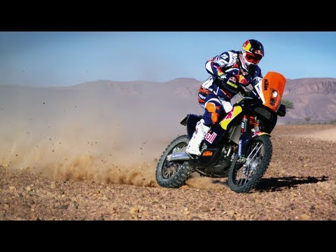 Meet 4X Dakar Rally Champion Cyril Despres