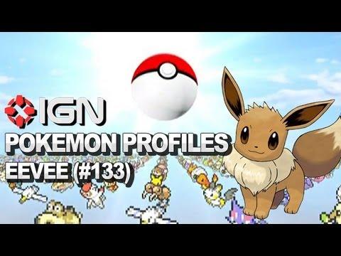 Pokemon Profiles: Eevee (Pokedex #133)