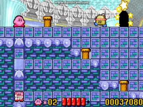 Kirby - Nightmare in Dream Land - Kirby - Nightmare in Dream Land (GBA)Walkthrought Part 5 - Vizzed.com Play - User video