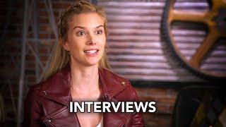Stitchers Season 3 Cast Interviews (HD)