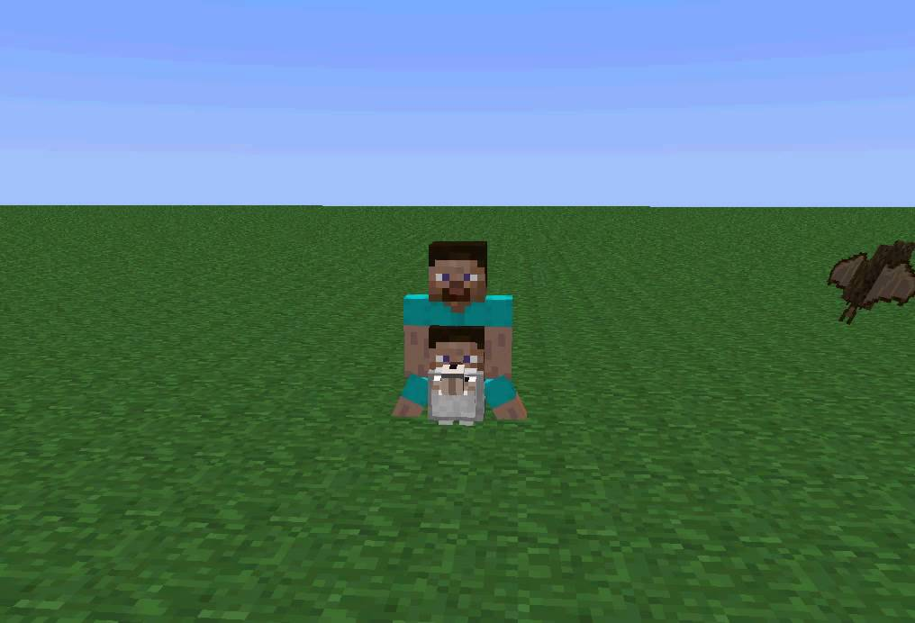 Mutant Creeper ... Minecraft Real Life Mutant Creeper