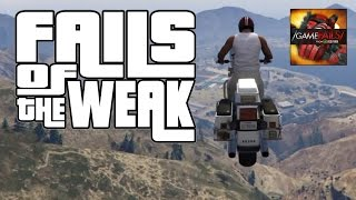 Fails of the Weak: Ep. 239 - GTA V Fails and Glitches | Rooster Teeth